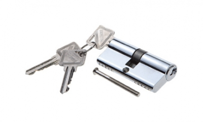 Цилиндр латунный (ключ-ключ)