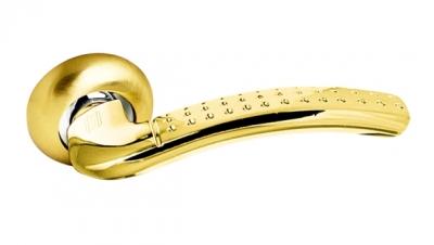 Ручка алюминиевая на круглой накладке